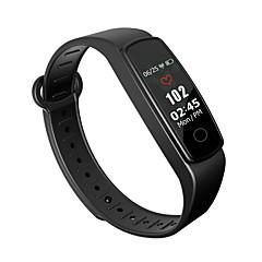 billige Smartklokker-C19-SH Smart armbånd Android iOS Bluetooth Vanntett Blodtrykksmåling Pekeskjerm Kalorier brent Distanse måling Pedometer Samtalepåminnelse Søvnmonitor Stillesittende sittende Påminnelse Finn min enhet