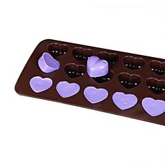 billige Bakeredskap-Bakeware verktøy Silikon Multifunksjonell Jul 3D For kjøkkenutstyr Cake Moulds 1pc