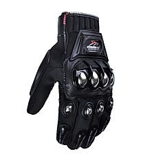 tanie Rękawiczki motocyklowe-Madbike Pełny palec Dla obu płci Rękawice motocyklowe Mieszane materiały Oddychający / Wodoodporność / Ochronne