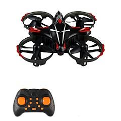 billige Fjernstyrte quadcoptere og multirotorer-RC Drone JJRC H56 RTF 4 Kanaler 6 Akse 2.4G Fjernstyrt quadkopter En Tast For Retur / Hodeløs Modus / Flyvning Med 360 Graders Flipp Fjernstyrt Quadkopter / Fjernkontroll / 1 Batteri Til Drone