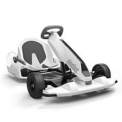 Χαμηλού Κόστους Εξωτερική διασκέδαση και σπορ-Xiaomi Ninebot Go-Kart Kit Πατίνι Γκο-καρτ Αντιολισθητικό Smart Αυτο Εξισορρόπηση, Αντιολισθητικά, Ασφάλεια Λευκό Aluminum Alloy Γιούνισεξ