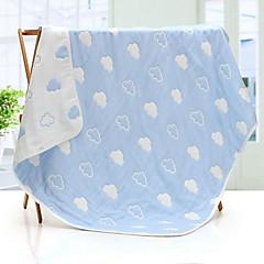 baratos Acessórios para Crianças-Bebê Unisexo Sólido Cobertor