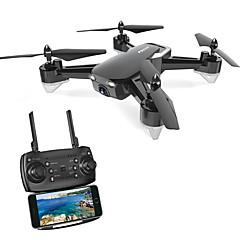 billige Fjernstyrte quadcoptere og multirotorer-RC Drone FQ777 FQ777-40 RTF 4 Kanaler 6 Akse 2.4G Med HD-kamera 720P 720P Fjernstyrt quadkopter FPV / En Tast For Retur / Sveve Fjernstyrt Quadkopter / Fjernkontroll / 1 USD-kabel