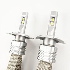 billige Frontlykter til bil-pk43t 90w 12000lm høyt lysbelyst konverteringssett