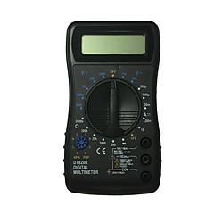 tanie Instrumenty elektryczne-dt820b ręczny multimetr cyfrowy LCD do użytku domowego i samochodowego