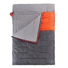billiga Sovsäckar, madrasser och liggunderlag-BSwolf Sovsäck Utomhus 10 °C Rektangulär Vindtät / Bärbar / Mateial som andas för Vår & Höst / Vinter