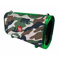 tanie -TG123 Speaker 4.2 Micro USB Głośnik półkowy Czerwony / Niebieski / Kolor kamuflujący