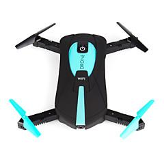 billige Fjernstyrte quadcoptere og multirotorer-RC Drone IDEA6 RTF 6CH 6 Akse 2.4G Med HD-kamera 2 720 Fjernstyrt quadkopter En Tast For Retur / Hodeløs Modus / Flyvning Med 360 Graders Flipp Fjernstyrt Quadkopter / Fjernkontroll / 1 USD-kabel