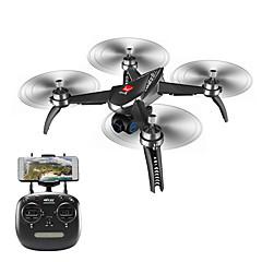 billige Fjernstyrte quadcoptere og multirotorer-RC Drone MJX B5W RTF 4 Kanaler 6 Akse 2.4G Med HD-kamera 3.0MP 1080P Fjernstyrt quadkopter Hodeløs Modus / Tilgang Real-Tid Videooptakelse Fjernstyrt Quadkopter / Fjernkontroll / Kamera / 90 grader