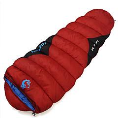billiga Sovsäckar, madrasser och liggunderlag-Jungle King Sovsäck Utomhus 0 °C Mumie Ihåliga bomull för Camping / Vandring / Grottkrypning Alla årstider