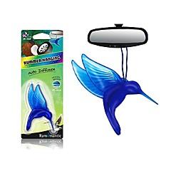Χαμηλού Κόστους Εξαγνιστές αέρα αυτοκινήτου-Rammantic Εξαγνιστές αέρα αυτοκινήτου Κοινό / Διακοσμητικό Αυτοκίνητο άρωμα Πλαστική ύλη / Λάδι Αφαιρέστε ασυνήθιστη οσμή / Αρωματική λειτουργία