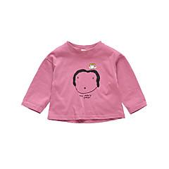 tanie Odzież dla dziewczynek-Dzieci Dla dziewczynek Jendolity kolor Długi rękaw Sweter /  sweter rozpinany