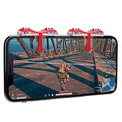Χαμηλού Κόστους Αξεσουάρ Παιχνιδιών Smartphone-Παιχνίδι Trigger Για Smartphone ,  Φορητά Παιχνίδι Trigger Μεταλλικό / ABS 2 pcs μονάδα