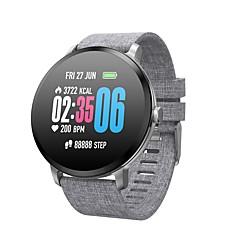 preiswerte -Smart-Armband V11-VO für Android iOS Bluetooth Sport Wasserfest Herzschlagmonitor Blutdruck Messung Verbrannte Kalorien Stoppuhr Schrittzähler Anruferinnerung Schlaf-Tracker / Sedentary Erinnerung
