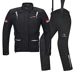 baratos Jaquetas de Motociclismo-MOTOBOY Roupa da motocicleta Conjunto de calças de jaqueta para Homens Tecido Oxford / Poliéster Tafetá / Algodão Todas as Estações Impermeável / Resistente ao Desgaste / Proteção