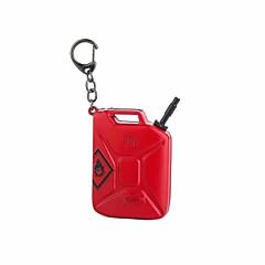 baratos Chaveiros-Chaveiro Vermelho Forma Geométrica Liga Comum, Profissional Para Rua / Bagels