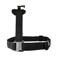 baratos Câmeras Esportivas & Acessórios GoPro-Tiras de Ombro Confortável / Ultra Leve (UL) Para Câmara de Acção Todos / SJ4000 Downhill / Moto Plástico e metal - 1 pcs