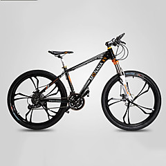 cheap Bikes-Mountain Bike Cycling 27 Speed 26 Inch / 700CC SHIMANO M370 Oil Disc Brake Springer Fork Monocoque Ordinary / Standard Aluminium Alloy / #