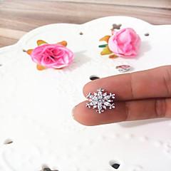 billige Motebrosjer-Dame Kubisk Zirkonium Klassisk Nåler - Blomst Stilfull, Enkel Brosje Sølv Til Bryllup / Stevnemøte