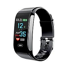 billige Smartklokker-Indear YY-CK18s Smart armbånd Android iOS Bluetooth Sport Vanntett Pulsmåler Blodtrykksmåling Pekeskjerm Pedometer Samtalepåminnelse Aktivitetsmonitor Søvnmonitor Stillesittende sittende Påminnelse