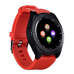 tanie Inteligentne zegarki-Inteligentny zegarek Z3 na Android iOS Bluetooth 2G Pulsometry Pomiar ciśnienia krwi Ekran dotykowy Spalonych kalorii Długi czas czuwania Krokomierz Powiadamianie o połączeniu telefonicznym