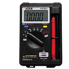 tanie Instrumenty elektryczne-Wiktor vc921 przenośny automatyczny multimetr cyfrowy do przechowywania danych