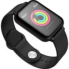 tanie Inteligentne zegarki-Inteligentne Bransoletka B57 na Android iOS Bluetooth Sport Wodoodporny Pulsometry Pomiar ciśnienia krwi Ekran dotykowy Krokomierz Powiadamianie o połączeniu telefonicznym Rejestrator snu siedzący