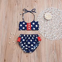 billige Babytøj-Baby Pige Galakse Uden ærmer Tøjsæt