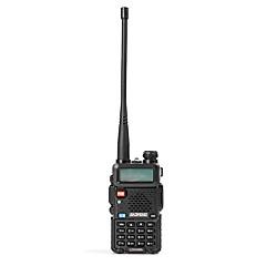 billige Walkie-talkies-Factory OEM UV-5R Walkie-talkie 5-10 km 5-10 km 1800 mAh 5 W Walkie Talkie Toveis radio
