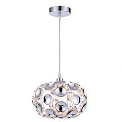 billiga Dekorativ belysning-CXYlight Trumma / Mini Hängande lampor Fluorescerande Elektropläterad Akryl Akryl Ministil, Ny Design 110-120V / 220-240V
