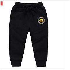 tanie Odzież dla dziewczynek-Dzieci Dla dziewczynek Solidne kolory Spodnie