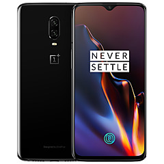 "billiga Mobiltelefoner-ONEPLUS 6T Global Version 6,4 tum "" 4G smarttelefon (6SE + 128GB 20+16 mp Snapdragon 845 3700 mAh mAh)"
