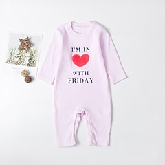 billige Babytøj-Baby Pige Aktiv / Basale Daglig Blå & Hvid Patchwork Strikket / Patchwork Langærmet Bomuld / Lammeuld En del Hvid 90