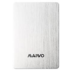 baratos Capas para Disco Rígido-MAIWO Gabinete do disco rígido Liga de alumínio SATA KT037B