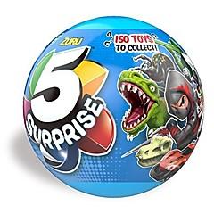 tanie Odstresowywacze-Smoki i dinozaury Zwierzę Lalka niespodzianka Święta Rodzina Urodziny Zwierzę 5 w 1 Dziwne zabawki Edycja limitowana Miękki plastik 1 pcs Dla dzieci Dziecięce Unisex Zabawki Prezent