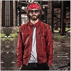 baratos Jaquetas de Motociclismo-YASR 6163 Roupa da motocicleta Jaqueta para Homens Pele de Carneiro Primavera & Outono / Inverno Impermeável / Resistente ao Desgaste / Proteção