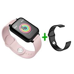 tanie Inteligentne zegarki-KUPENG B57S Inteligentne Bransoletka Android iOS Bluetooth Sport Wodoodporny Pulsometry Pomiar ciśnienia krwi Ekran dotykowy Krokomierz Powiadamianie o połączeniu telefonicznym Rejestrator snu