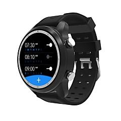 tanie Inteligentne zegarki-KING-WEAR® YY -KC03 Inteligentny zegarek Inteligentne Bransoletka Android 4G Wi-Fi GPS Smart Wodoodporny Pulsometry Ekran dotykowy Stoper Krokomierz Powiadamianie o połączeniu telefonicznym Budzik