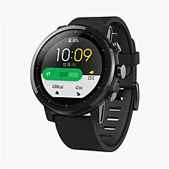 "cheap Smart Electronics-Xiaomi Huami Amazfit 2 Smartwatch GPS Heart Rate Monitor 512MB/4GB Waterproof 1.34"" 2.5D Screen Sports Watch Global Version"