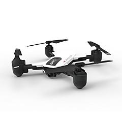 billige Fjernstyrte quadcoptere og multirotorer-RC Drone SHR / C H1W RTF 4 Kanaler 6 Akse 2.4G Med HD-kamera 1080P 1920*1080P Fjernstyrt quadkopter En Tast For Retur / Tilgang Real-Tid Videooptakelse / Sveve Fjernstyrt Quadkopter / Fjernkontroll