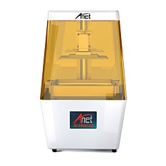 cheap -Anet N4 New UV Photocuring LCD 3D Printer with 3.5 Inch Smart Color Touch Screen Off-line Print - WHITE