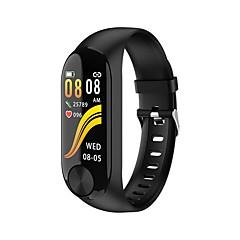 tanie Inteligentne zegarki-Indear Y10 Inteligentne Bransoletka Android iOS Bluetooth Smart Sport Wodoodporny Pulsometry Pomiar ciśnienia krwi Krokomierz Powiadamianie o połączeniu telefonicznym Rejestrator aktywności fizycznej