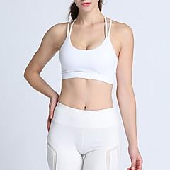 hesapli Moda İç Giyimler-Bayanlar Sexy Tam Kaplama Destekli / Spor Sutyen Sutyenler - Solid