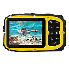 cheap -VS216 1920 x 1080 Pixel Water Resistant / Water Proof / Waterproof / Water-Repellent 60fps / 30fps / 24fps 8x ±2EV 2.7 inch 12.0MP CMOS 32 GB English / French / Japanese Single Shot / Burst Mode