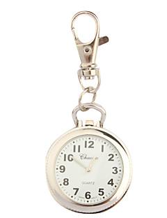 Kadın's Moda Saat yaka izle Quartz / Alaşım Bant Eski Tip Gümüş