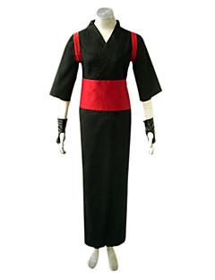 """billige Anime Kostymer-Inspirert av Naruto Temari Anime  """"Cosplay-kostymer"""" Cosplay Klær Japansk Kimono Lapper Langermet Yukata Hansker Belte Beinvarmere Til"""