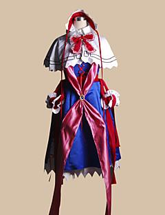 "billige Videospill cosplay-Inspirert av Touhou Projekt Suika Ibuki video Spill  ""Cosplay-kostymer"" Cosplay Klær Lapper Topp"