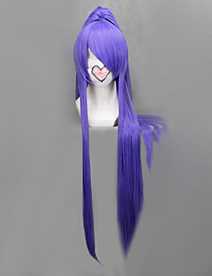 cheap Videogame Cosplay Wigs-Cosplay Wigs Vocaloid Kamui Gakupo Anime/ Video Games Cosplay Wigs 100 CM Heat Resistant Fiber Men's