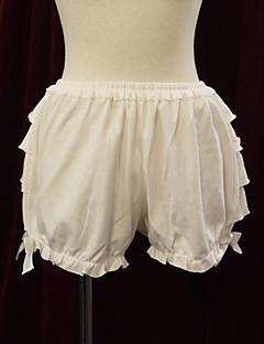 Söpö Lolita Lolita Naisten Pants Cosplay