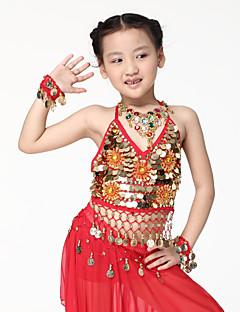 billiga Dansaccessoarer-Danstillbehör Smycken Träning Chiffong Mynt